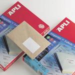 Бумага самоклеющаяся, самоклеющиеся этикетки mega label
